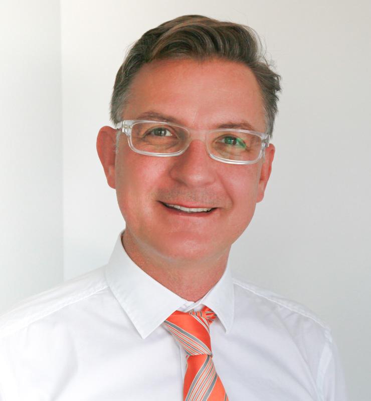 Dr. med. Dominik Eckle FEBO